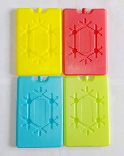 Freezer Blocks Cools & Keeps Food Fresh(Any Random Color) (Pack of 3)