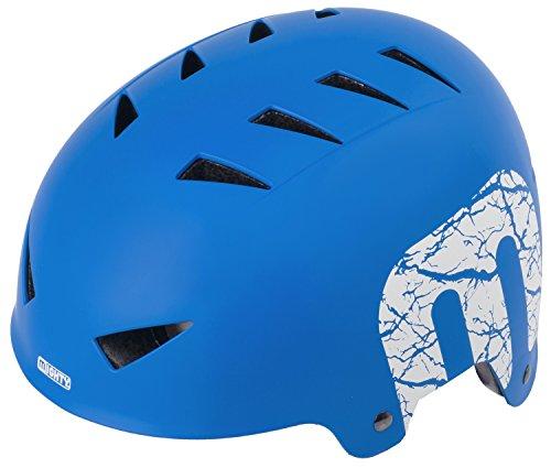 Mighty X-Style Fahrradhelm, Sky Blue, L, 60-63 cm