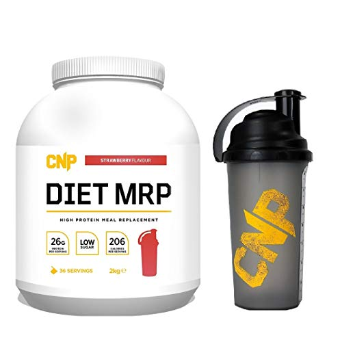CNP Professional Diet MRP - 2kg - Strawberry with Shaker