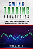Swing Trading Strategies: A beginner's guide to learn everything you need to start making profit with stocks, options, forex, futures (English Edition)