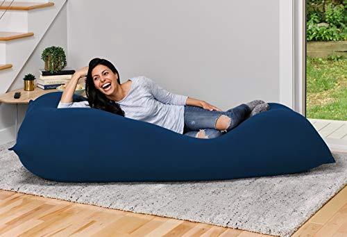 Yogibo Max 6-Foot Beanbag Chair, Bean...