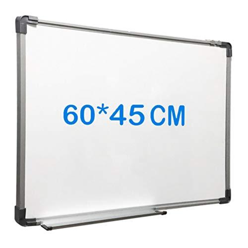 Alaskaprint Magnettafel Magnetische Tafel Wandtafel Whiteboard Magnetwand Pinnwand Weißwand Memoboard Abwischbare Tafel 60x45cm