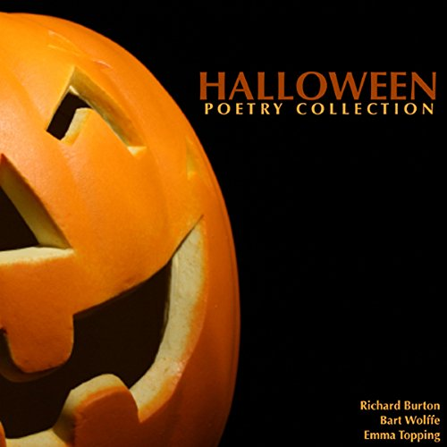 The Halloween Poetry Collection audiobook cover art