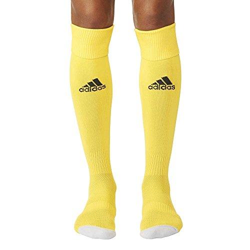 Adidas Unisex Kinder Milano 16 Socken, Gelb/Schwarz, 13.5K-2 UK (31-33 EU)