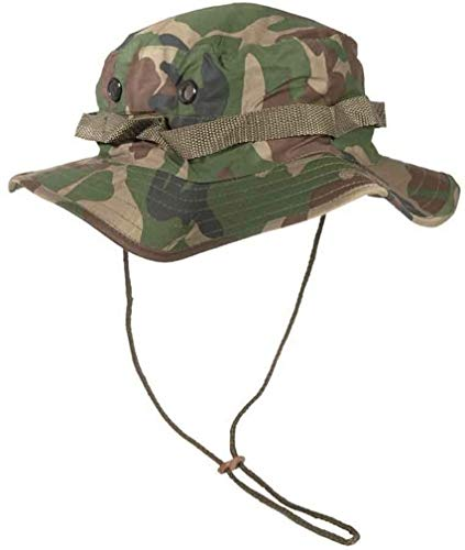 Mil-Tec GI Boonie Hat Woodland Taille S
