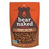 A delicious blend of whole grain oats, honey, roasted peanut butter, whole peanuts, and a hint of sea salt Our soft-baked Peanut Butter Granola is a peanut butter lover's dream! With 36 grams of whole grains per 65 gram serving; Non-GMO Project Verif...