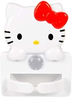 Hello Kitty Rubber Band Holder Case Container Elastic Hair Ponytai Braiding Loom