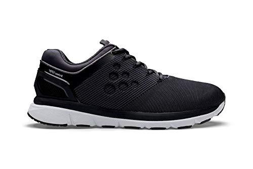 CRAFT V175 FUSEKNIT M 19 Herren Laufschuhe Running Schuhe Joggingschuhe 1906960(999982-BLACK/QUEST,45 3/4)