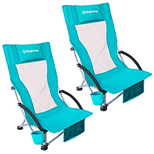 silla playa plegable fabricante KingCamp