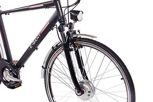 Elektrofahrrad CHRISSON 28 Zoll Herren E-Bike Bild 4*