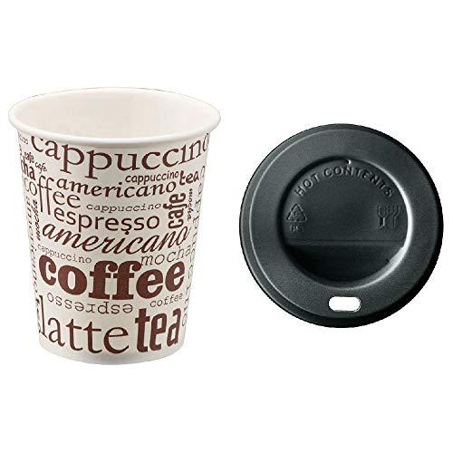 TELEVASO - 1000 uds - Vaso de cartón para café Vending +...
