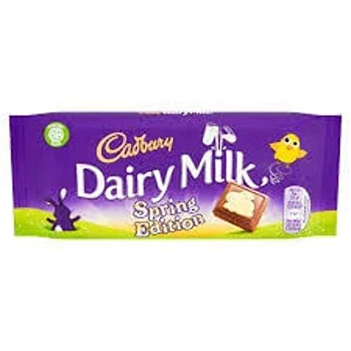 Cadbury Dairy Milk Spring Edition Chocolate Bar 100g