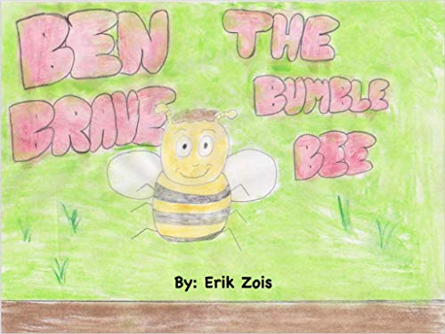 Ben The Brave Bumblebee (English Edition)