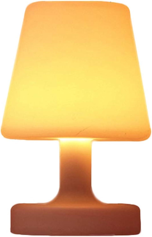 ZXCVAM USB Tisch Schreibtischlampe Dimmbar Nachttischlampe Minimalistischer Stoff Schreibtischlampe Massivholz Tischlampe Runde Nachttischlampe für Schlafzimmer Wohnzimmer Esstisch Büro