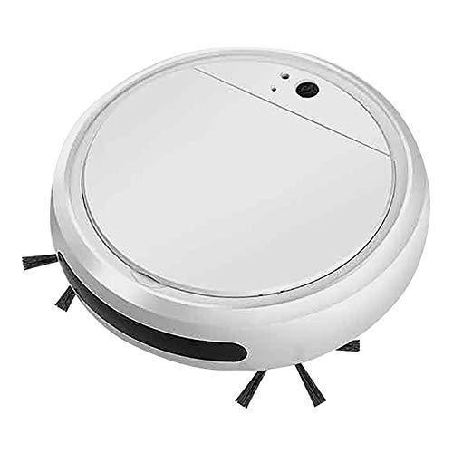 HAOKE Robot de barrido automático para el hogar aspiradora inteligente portátil función de lámpara UV 4 en 1