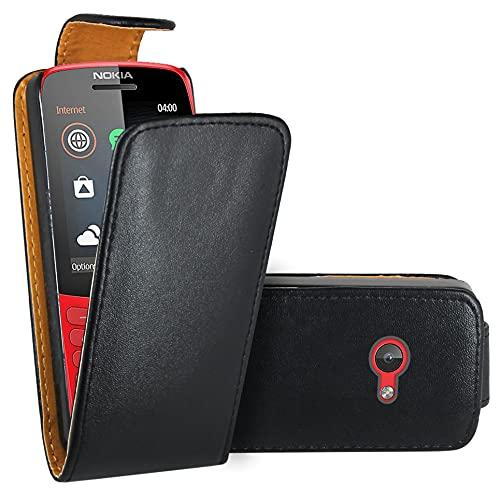 WenTian Nokia 210 (2019) Handy Hülle, Hüllen Etui Ledertasche Premium Lederhülle Schutzhülle für Nokia 210 (2019) TA-1139