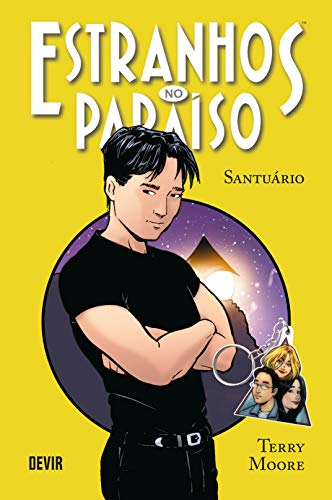 Estranhos no Paraíso Volume 3: Santuário (Exclusivo Amazon com Chaveiro): Santuário (Volume 3)