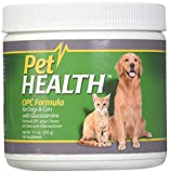 Pet Health OPC Formula with Glucosamine for Dogs & Cats,11.1 OZ/315g