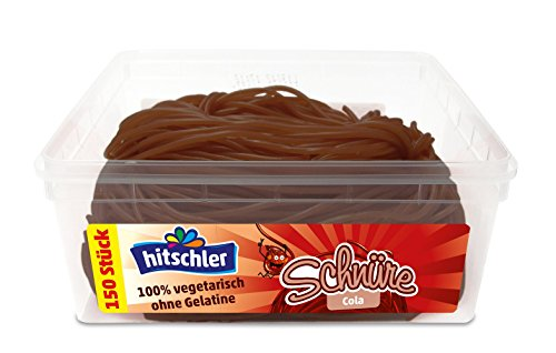 Hitschler Schnüre (150 Stück) 900g (Cola)