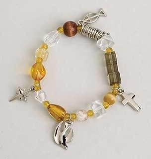 NEW Christ's Story™ Beaded Bracelet Large -7 1/2