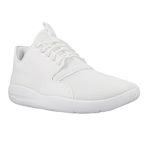 Nike Sneaker Jordan Eclipse White-White (724010-120) 47,5 Weiss