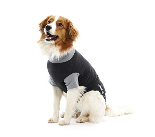 Buster - Body Easygo para perros,Negro,L