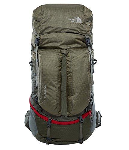 Deep Lichen Green Hiking Backpack
