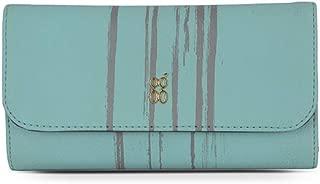 Baggit Women's Wallet (Sky Blue)