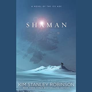 Shaman audiobook cover art