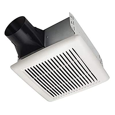 Broan-NuTone AE80B Invent Energy Star Qualified Single-Speed Ventilation Fan