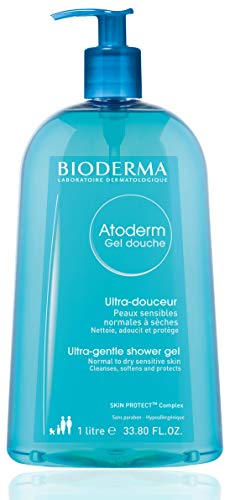 Bioderma Atoderm Gentle Shower Gel 1 litre