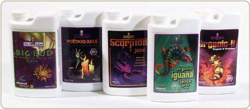 Iguana Juice Grow 1 litro nutrienti Dr, Hornby's