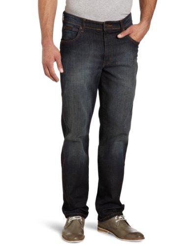 Wrangler Herren Texas Contrast Hombre Straight Jeans, Greystone 32S, 33W / 30L