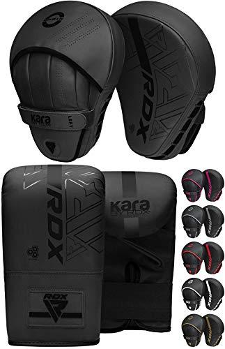 RDX Manoplas Boxeo y Guantes Curvas Paos MMA Muay Thai Artes Marciales...