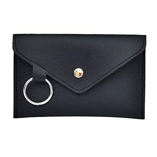 Cangurera Waist Bag Crossbody Luxury Designer Riñonera Cintura Mujer Color Sólido Redondo PU Puño De Cuero Riñonera Riñonera