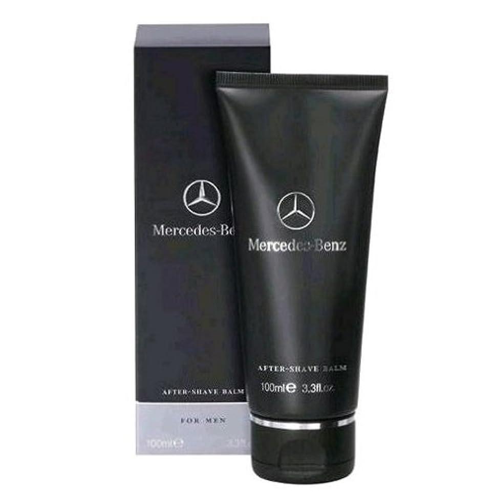 ミッションラフアノイMercedes-Benz (メルセデス ベンツ) 3.4 oz (100ml) Aftershave Balm (アフターシェーブ バルム) by Mercedes-Benz for Men