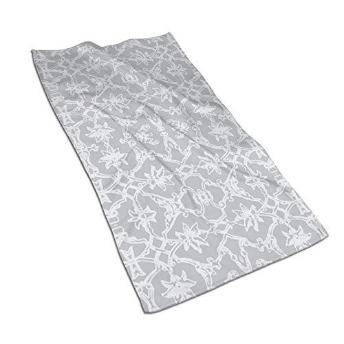 WH-CLA Bath Sheet Sea Silk (Dragon Age Inquisition) Secado Rápido Premium 80X130Cm Unisex Toalla De Piscina Duradera Y Acogedora Toalla De Baño Toalla De Playa para Adultos Moda Reutiliz