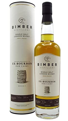 Bimber - Ex-Bourbon Cask Batch No. 3 - Whisky