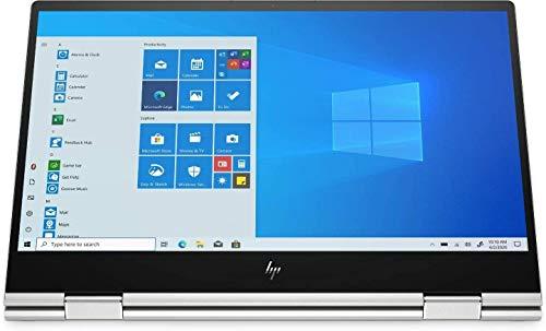 Latest_HP Envy x360 Convertible 15.6' FHD IPS WLED Touchscreen Display, 10th Gen Intel Core i7-10510U Processor, 8GB RAM, 512GB SSD, Wireless+Bluetooth, Webcam, Windows 10 , 1-Year McAfee