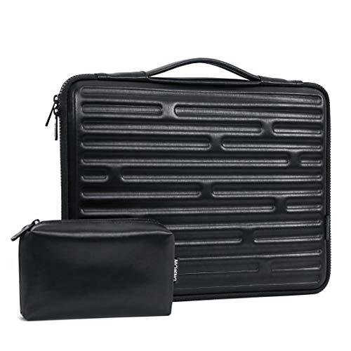 MCHENG Stoßfest Notebooktasche Handtaschen 10.1 Zoll Laptop Sleeve Hülle Wasserabweisend Laptoptasche Schutzabdeckung mit Kleine Fall für 9,7