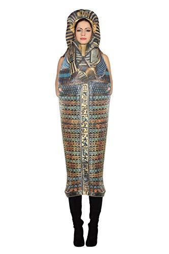 WILBERS & WILBERS Disfraz de Sarcófago Egipcio para Adulto Única