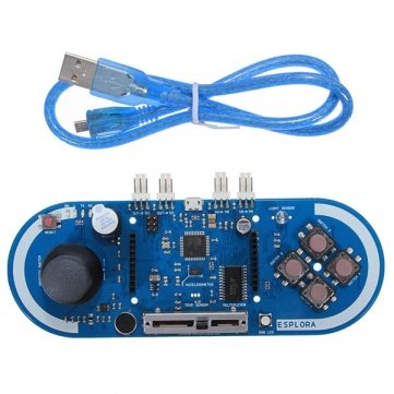 Kyz Kuv Arduino Compatible Esplora Game Programming Module Board