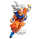 BANDAI- Transcendence Art Dragon Ball Estatua Son Goku Ultra Instinct, Multicolor, Talla Única (Banp...