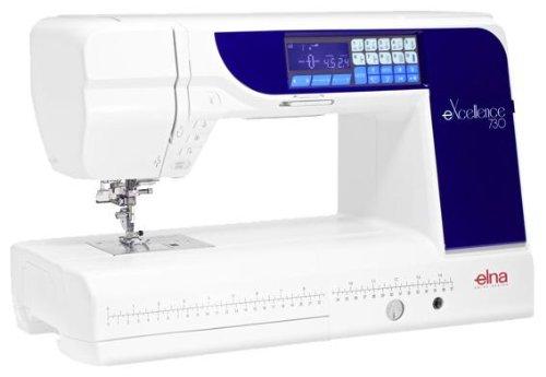 Elna eXcellence 730 Pro - Máquina de coser
