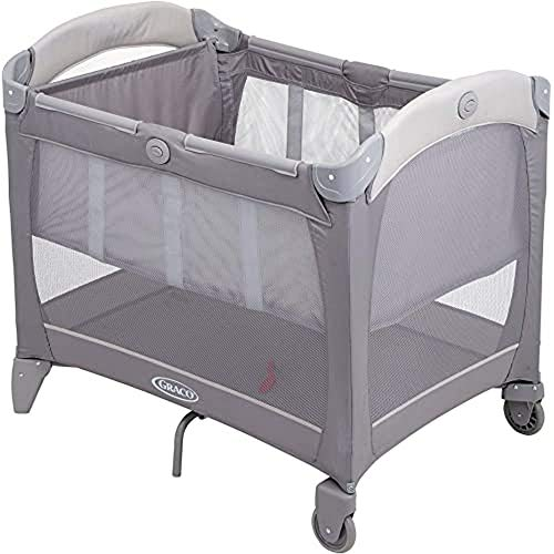 Buget Freindlly Travel Cot With Bassinet