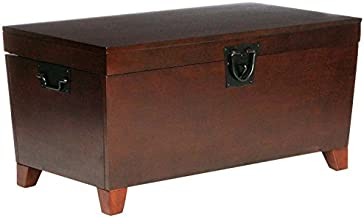 Best espresso trunk coffee table Reviews