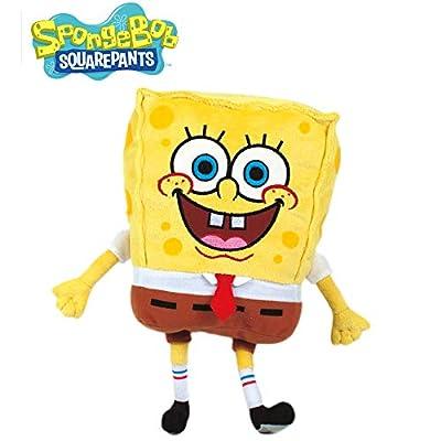 "BBSPONGE Spongebob - Plush Toy Bob 11 ""/ 28cm Super soft quality by BBSPONGE"