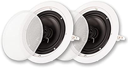 Acoustic Audio by Goldwood Acoustic Audio HTI-6C in Ceiling 6.5