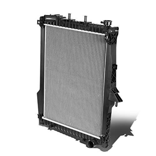 2738 Factory Style Aluminum Cooling Radiator Replacement for 04-09 Dodge Durango/Chrysler Aspen 3.7L/4.7L/5.7L AT