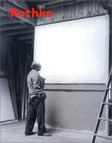 Rothko. Exposition au Musée national d'art moderne, Paris. 1999